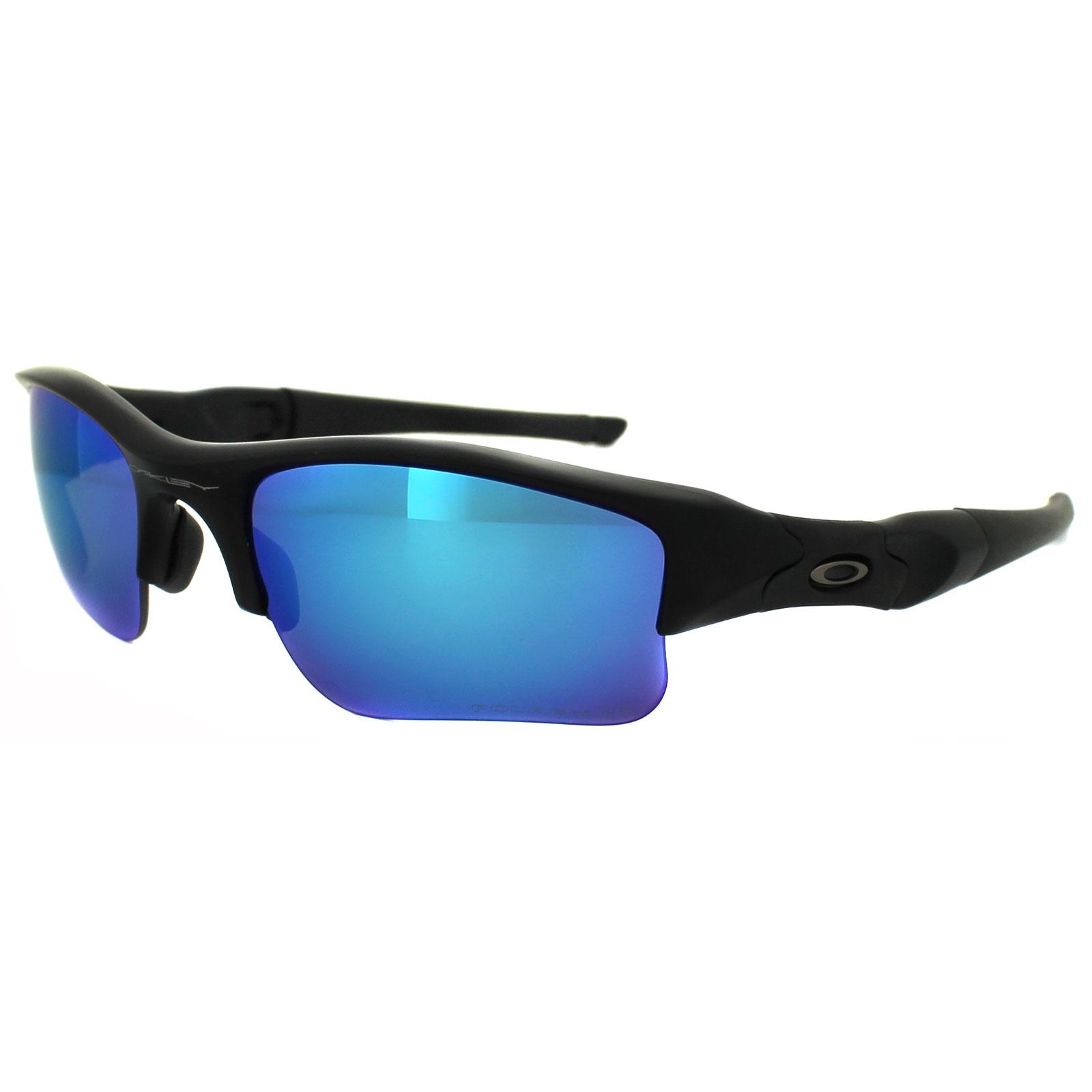 Oakley Polarized Flak Jacket Sunglasses