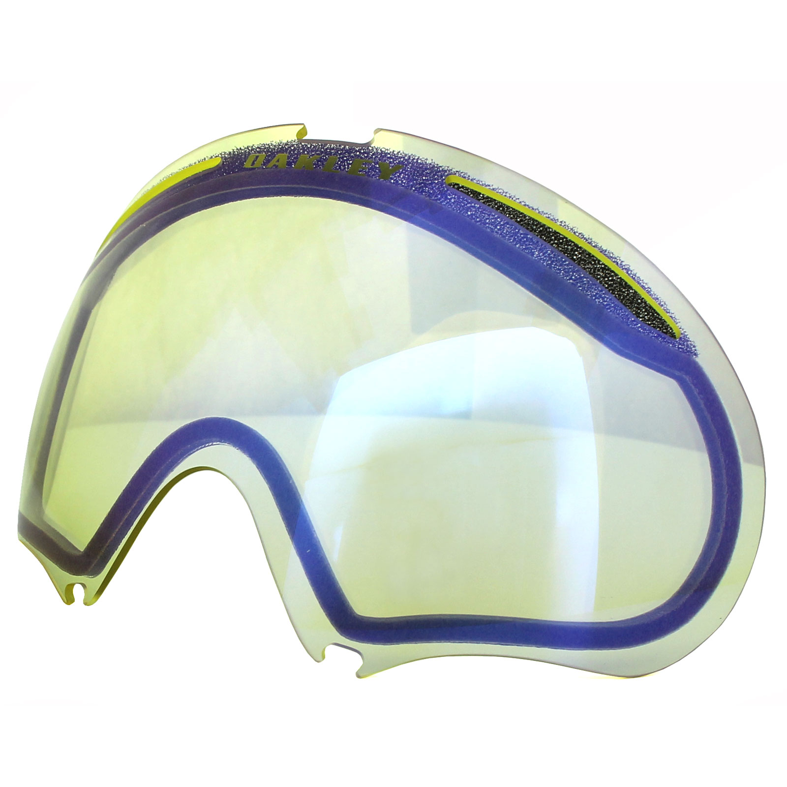 sentinel oakley ski snow goggles replacement lens a frame 20 59 678 hi yellow