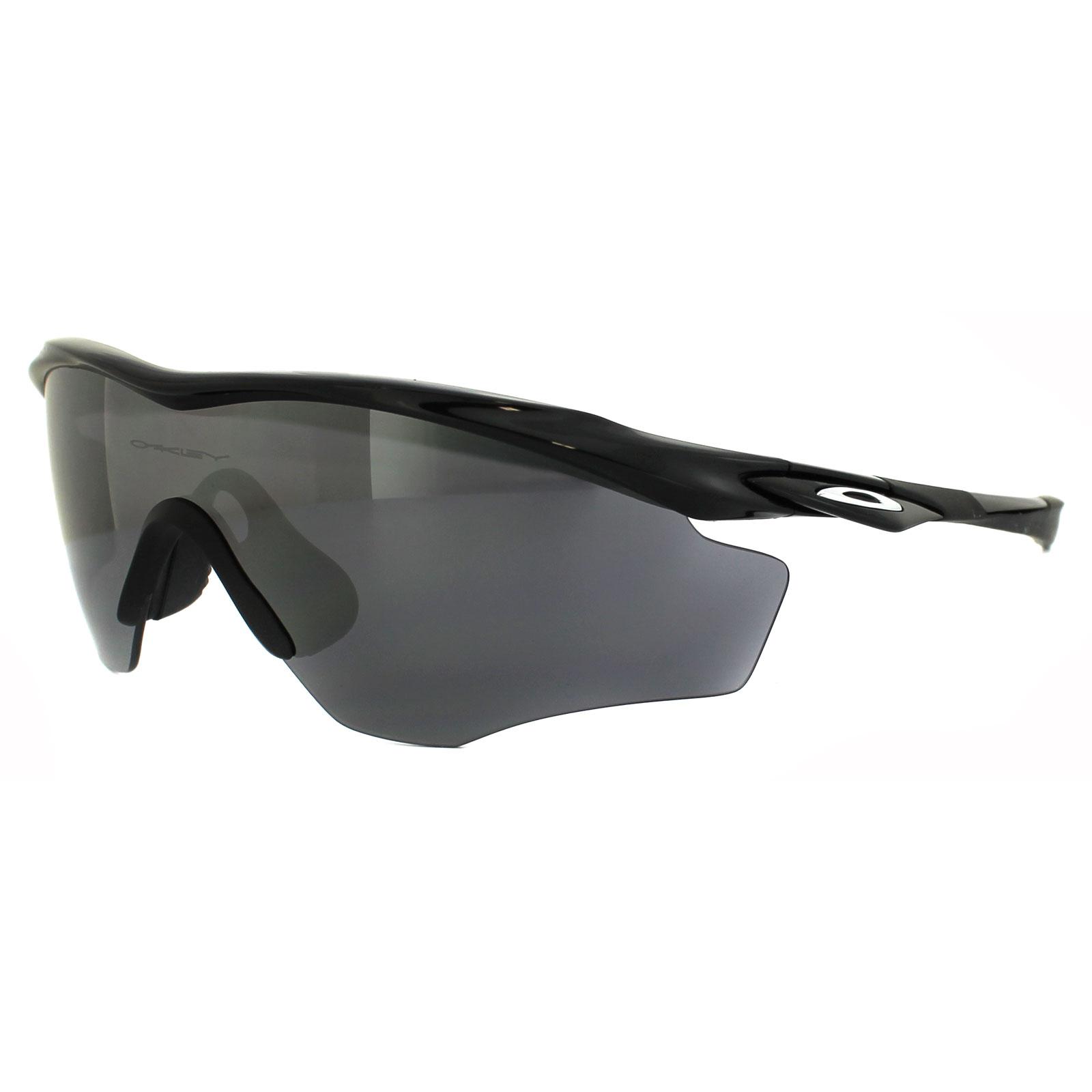 99b0162191d Oakley M2 Frame Sunglasses - Iridium Polarized Iridium Polarized Black