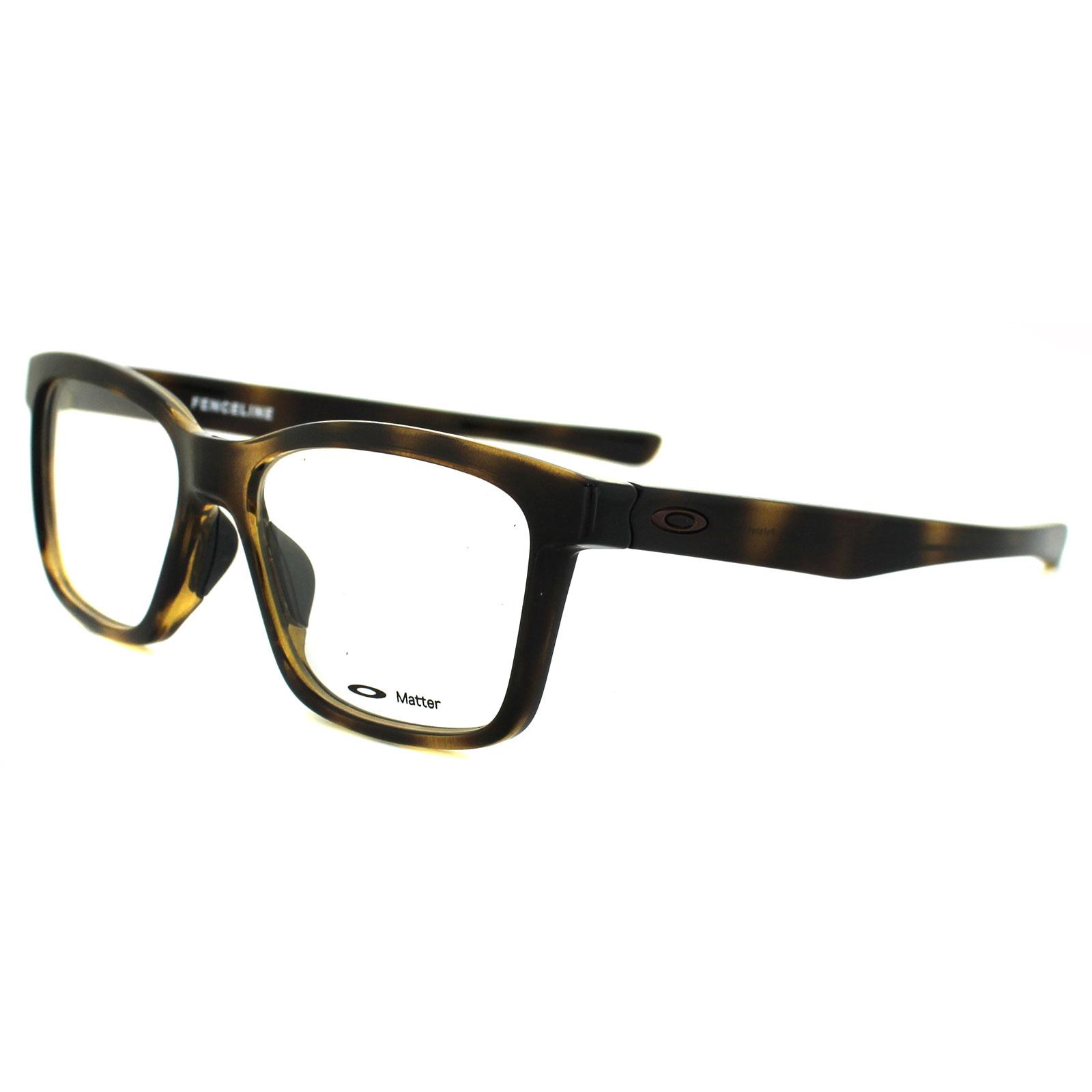 Eyeglass Frame Polish : Oakley Glasses Frames Fenceline OX8069-02 Polished ...