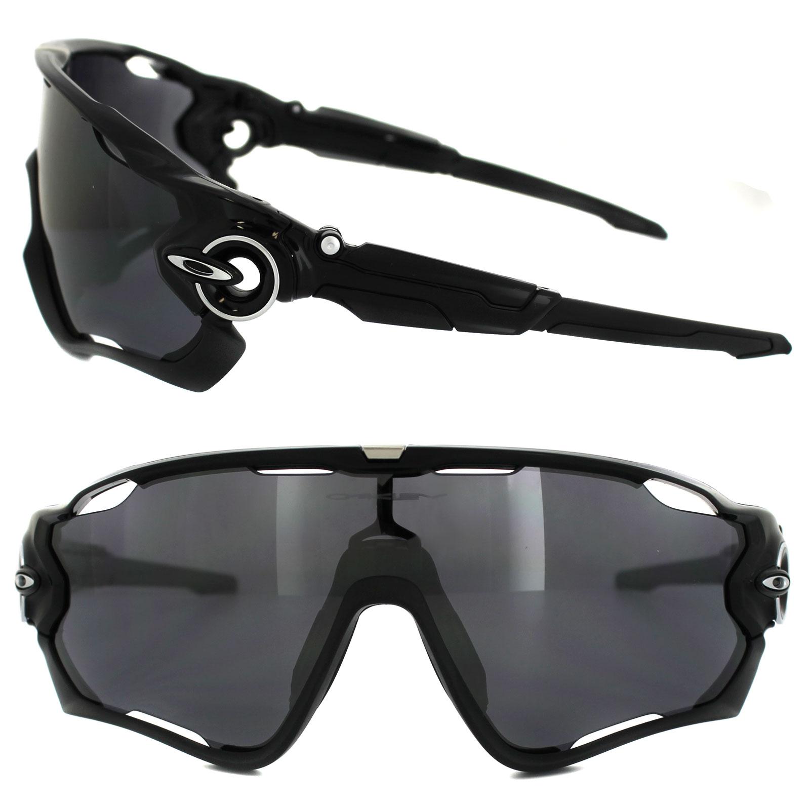 6f3623816b4 Oakley Jawbreaker Polished Black Polarized Black Iridium ...