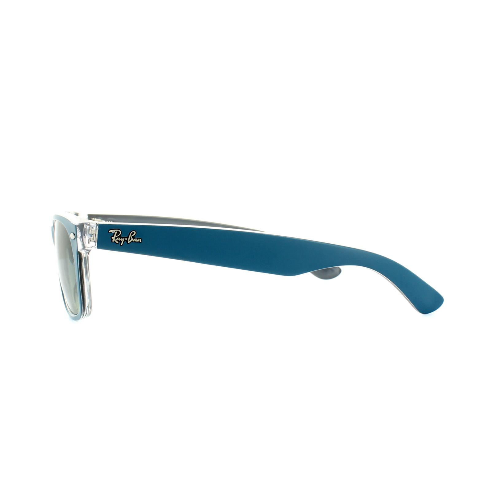 3f2500ecf3 Ray Bans Wayfarer Blue Grey Gradient