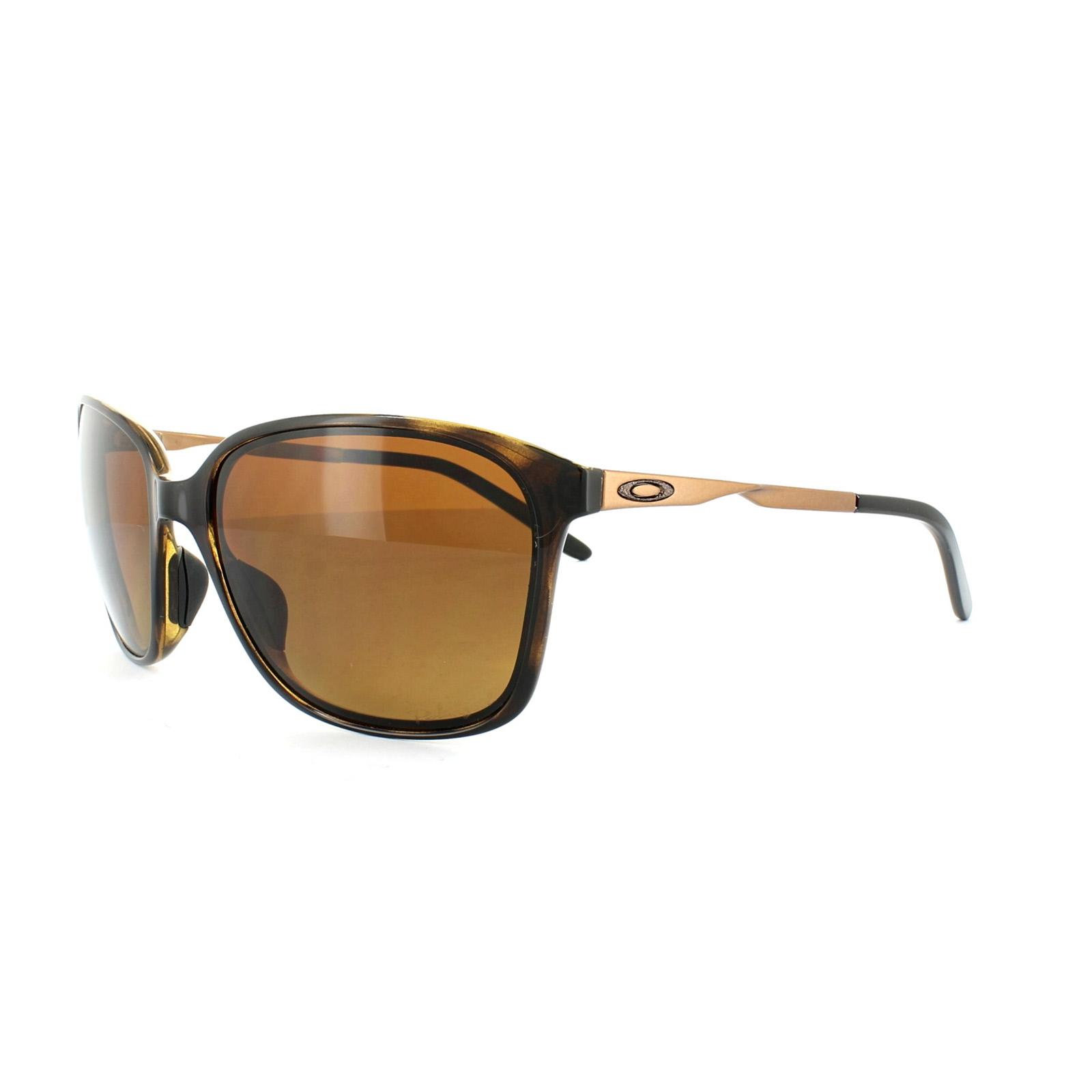 Frame Changers Eyeglasses : Oakley Sunglasses Game Changer Tortoise Rose Gold Brown ...