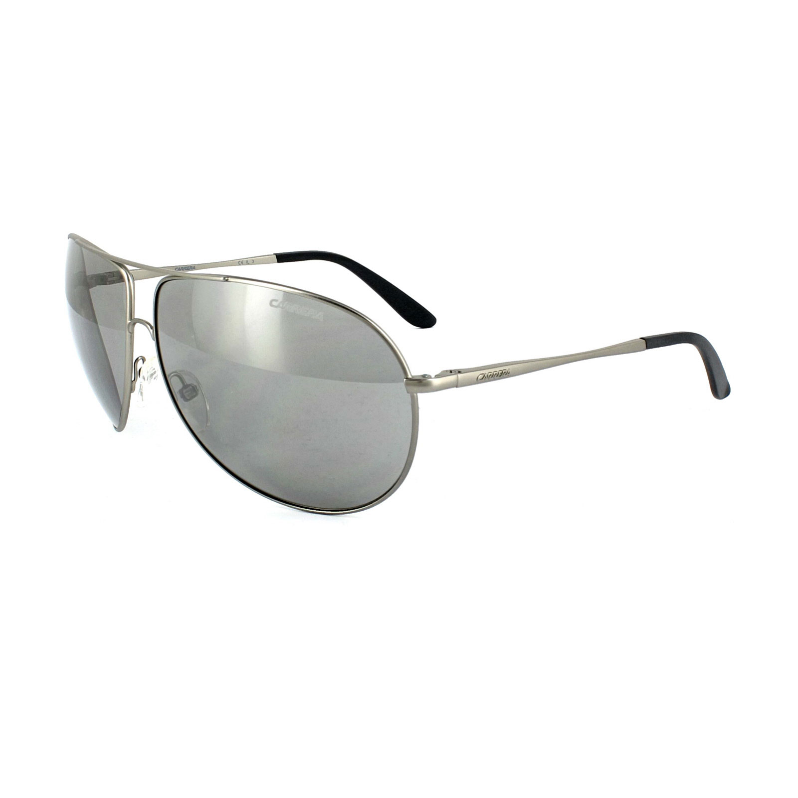 Carrera Sunglasses Gipsy  carrera sunglasses new gipsy r80 t4 matt dark ruthenium smoke grey