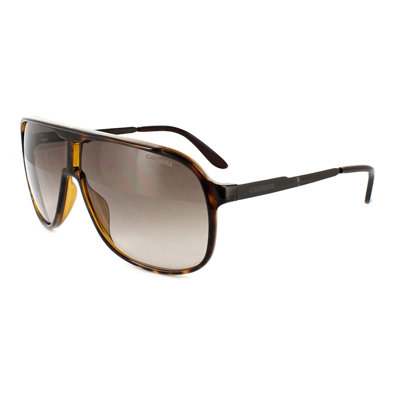 Brown Carrera Sunglasses  carrera sunglasses new safari kme j6 havana brown brown grant