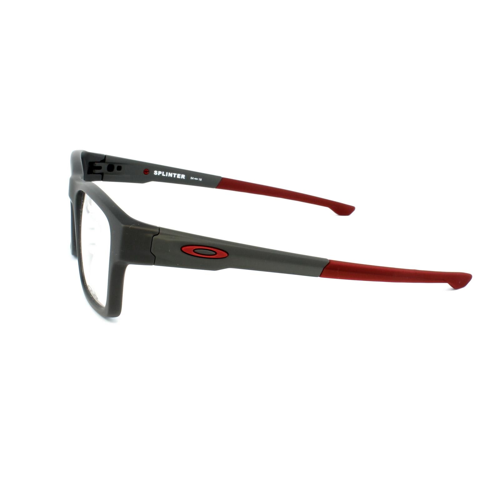 18f00bcaa5 Oakley Splinter Eyeglasses « Heritage Malta