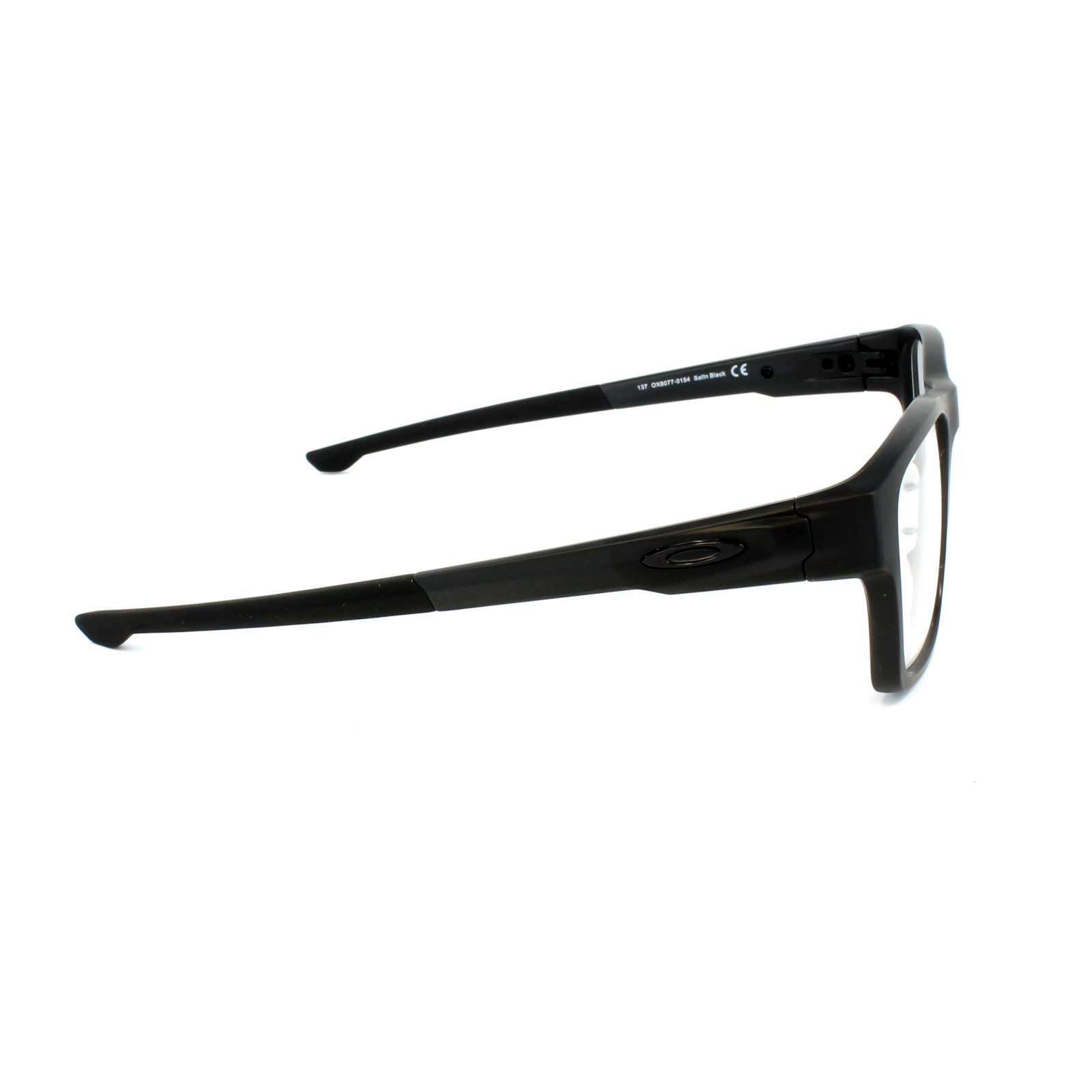 oakley splinter  Oakley Glasses Frames Splinter OX8077-01 Satin Black