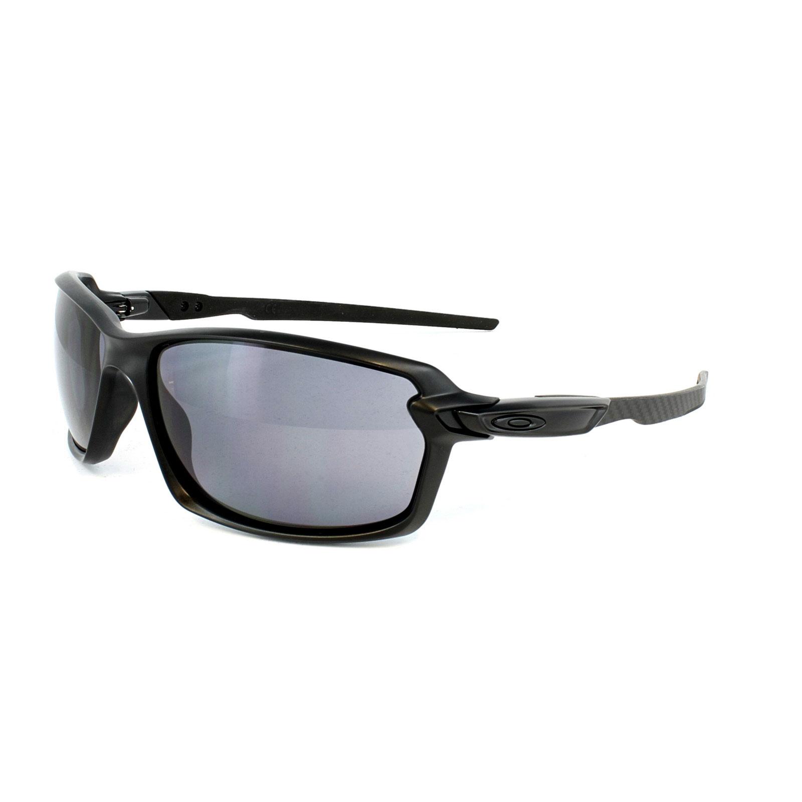 Oakley Sunglasses Carbon Shift OO9302-01 Matt Black Grey ...