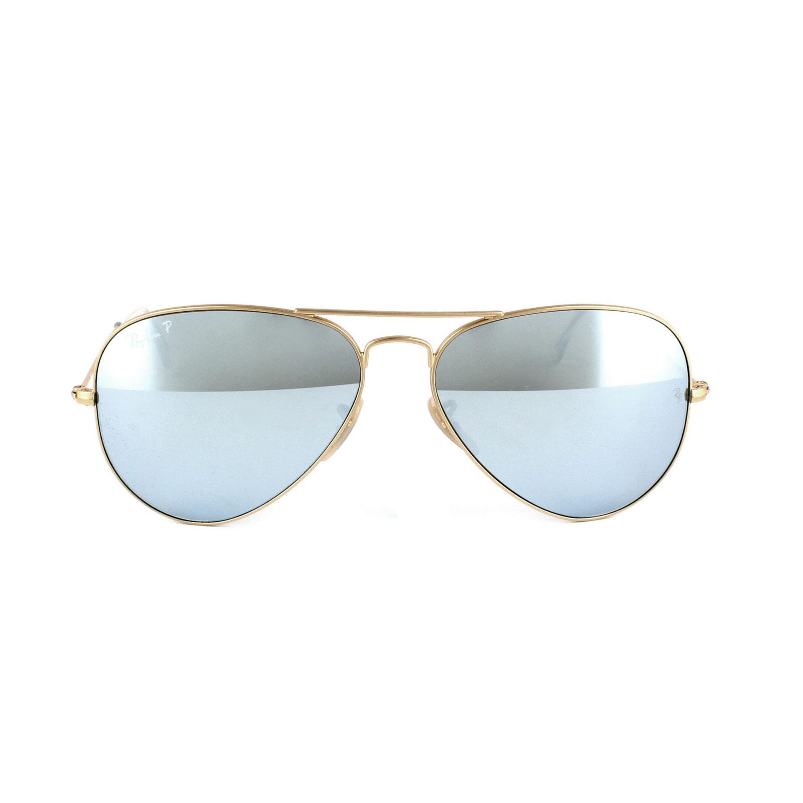 b55deda39f094 ... ebay ray ban sunglasses aviator 3025 112 w3 gold silver mirror  polarized ebay e84d4 223ac