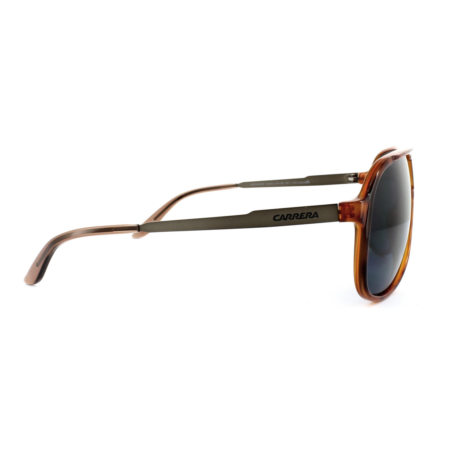 Brown Carrera Sunglasses  carrera sunglasses new safari tvm ku light havana brown blue