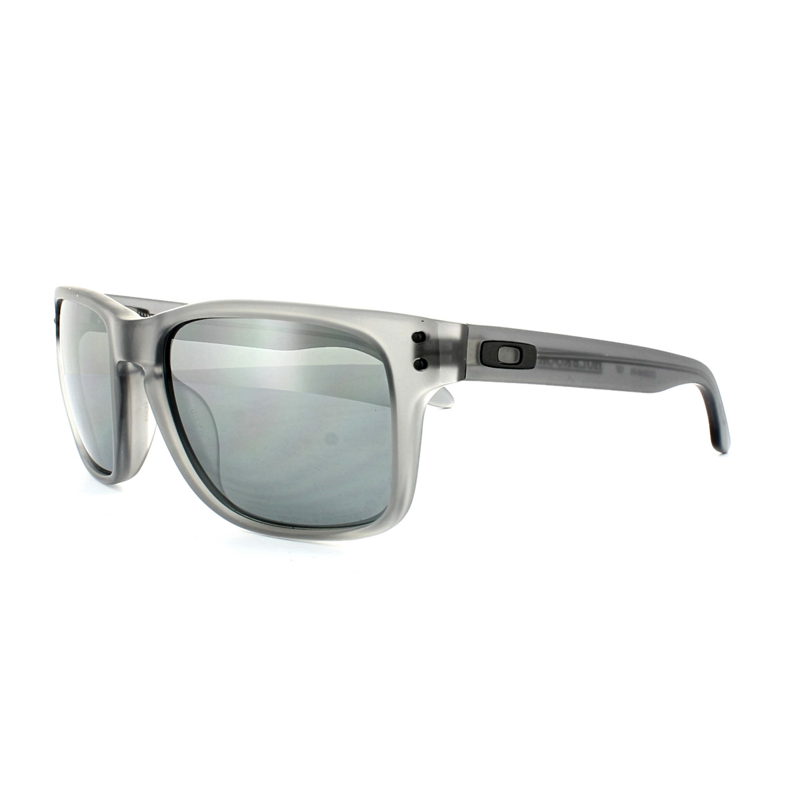 60b7a1c58 Oakley Holbrook Smoke Grey Black Iridium Review | City of Kenmore ...