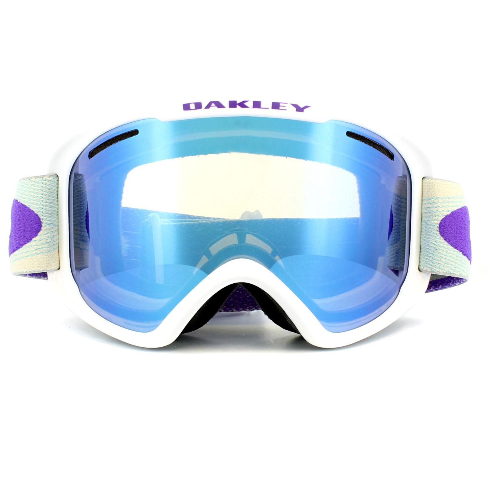 56928117160 Oakley Snow Goggles Purple