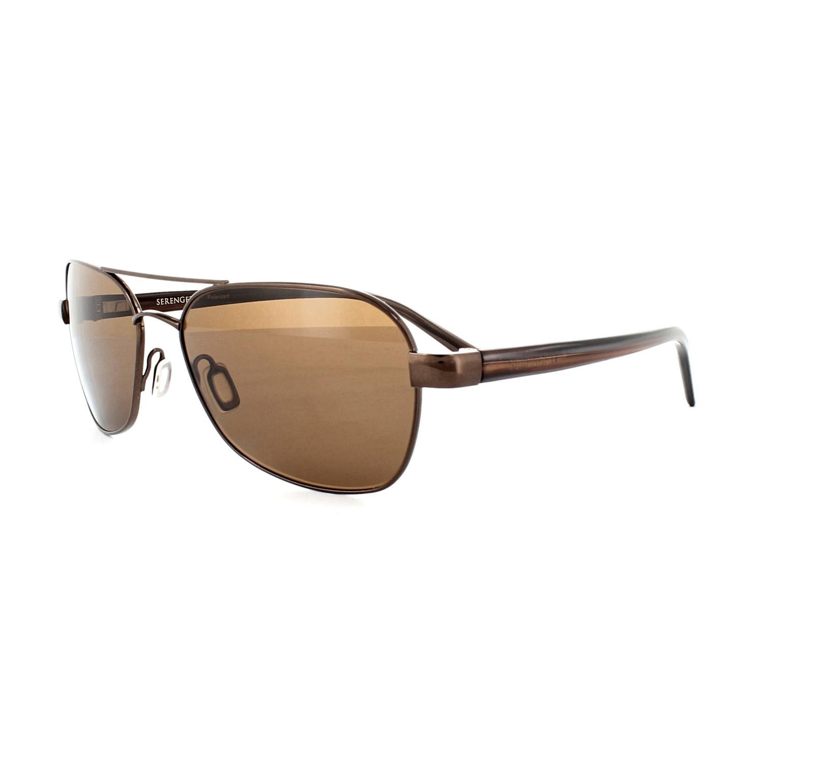 08469288c7 Serengeti Small Aviator Drivers Gradient Sunglasses
