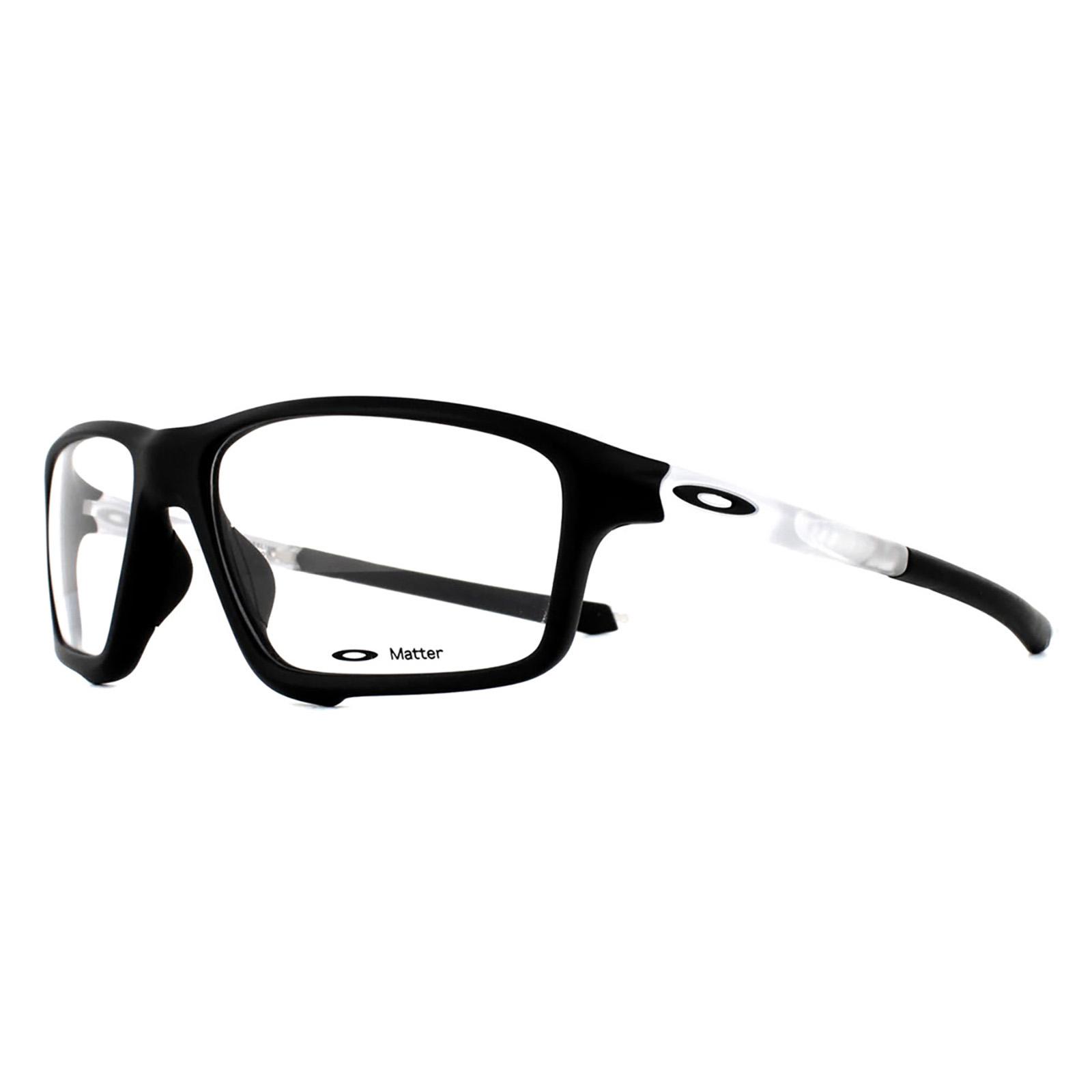 oakley glasses frames 8076 crosslink zero 807603 matte