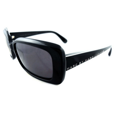 Marc by Marc Jacobs Sunglasses MMJ025 Black & White Gre Preview