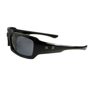 Oakley Sunglasses Fives Squared Polished Black 03-440 Preview