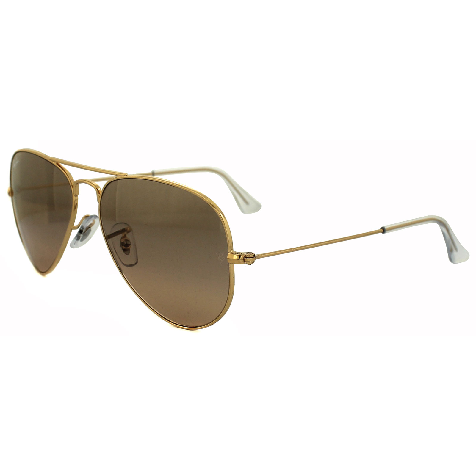 ray ban sonnenbrille aviator 3025 001 3e gold pink silver. Black Bedroom Furniture Sets. Home Design Ideas