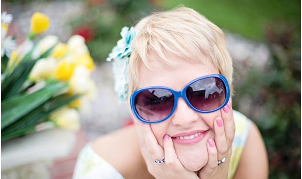 The right pair of sunglasses can make you look friendly and approachable by Discounted sunglasses