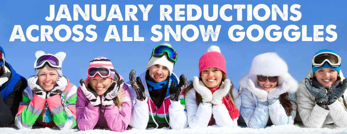 Ski Goggles Offers for January