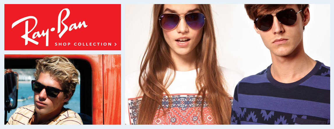 Ray-Ban Sunglasses Spring Offer