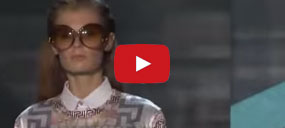 Video of Versace spring summer 2015 fashion show