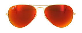 winter Driving Sunglasses Winner: RB3025 by Ray-Ban