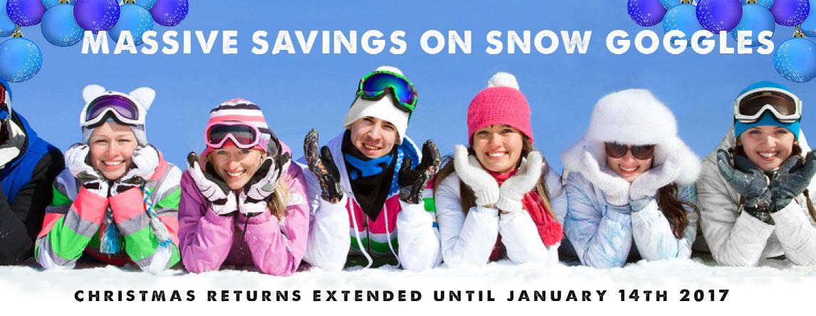 Ski Goggles Offers