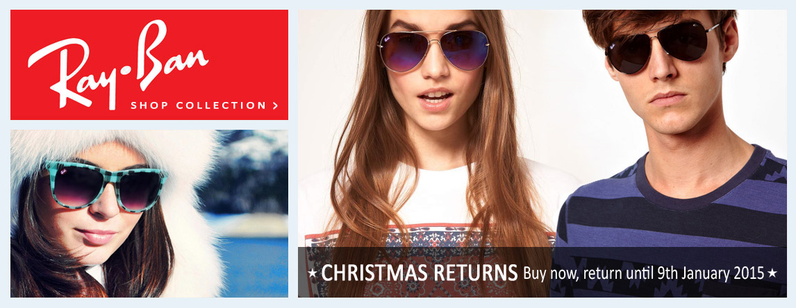 Ray-Ban Sunglasses Offer