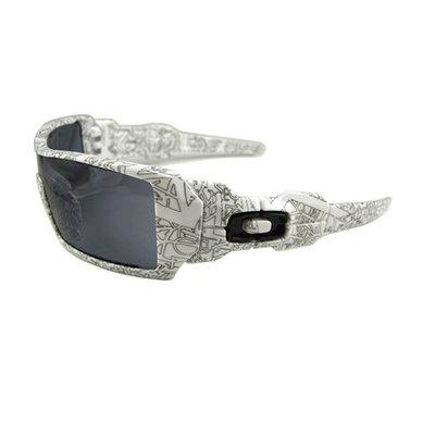 137075500d ... wholesale oakley sunglasses on oakley sunglasses oil rig white text  print grey 03 461 buy online ...