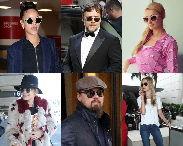 This Weeks Celebs in Sunglasses