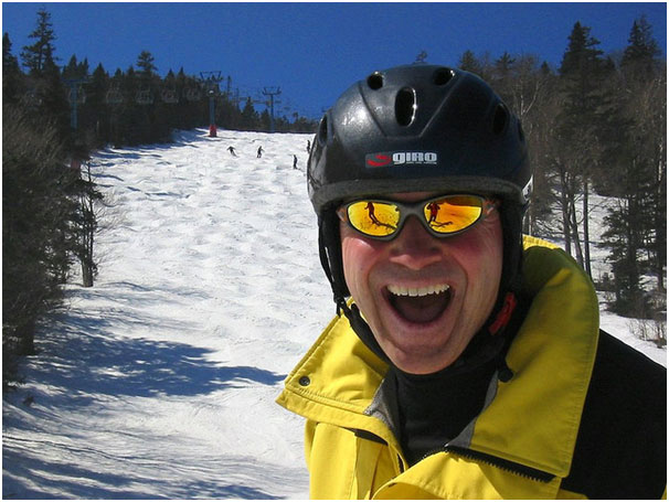 Winter Warning: Don't Forget to Pack Your Shades If You're Heading to the Slopes