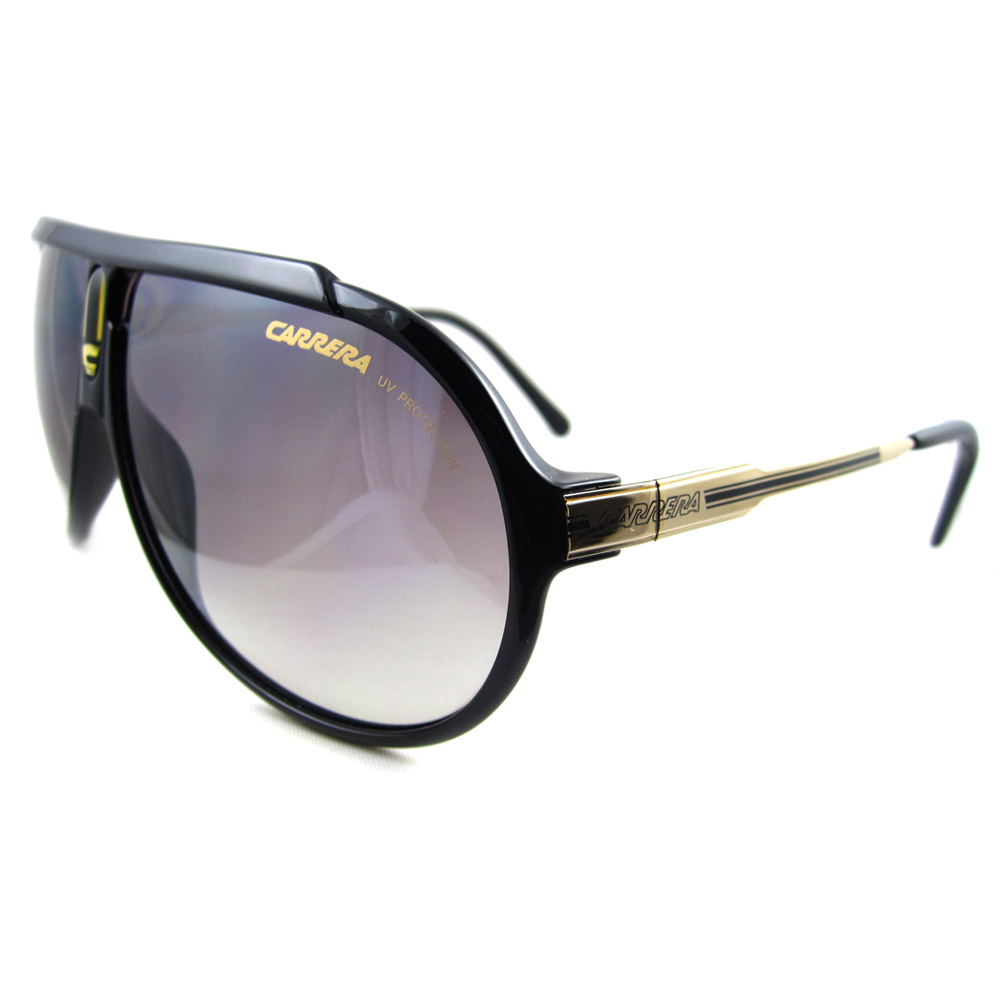 3ae4f73dde Carrera Aviator Sunglasses Yellow