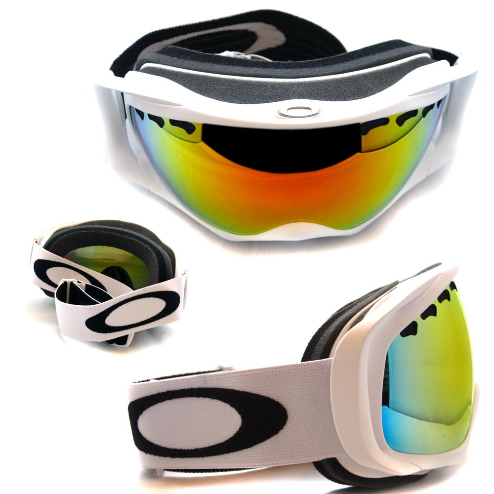 Oakley Ski Goggles Crowbar 2017