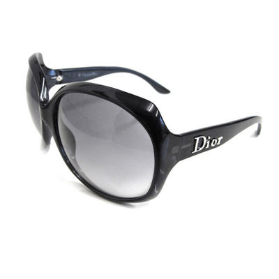 Dior Sunglasses Glossy 1 KIH LF Black Grey Gradient Preview
