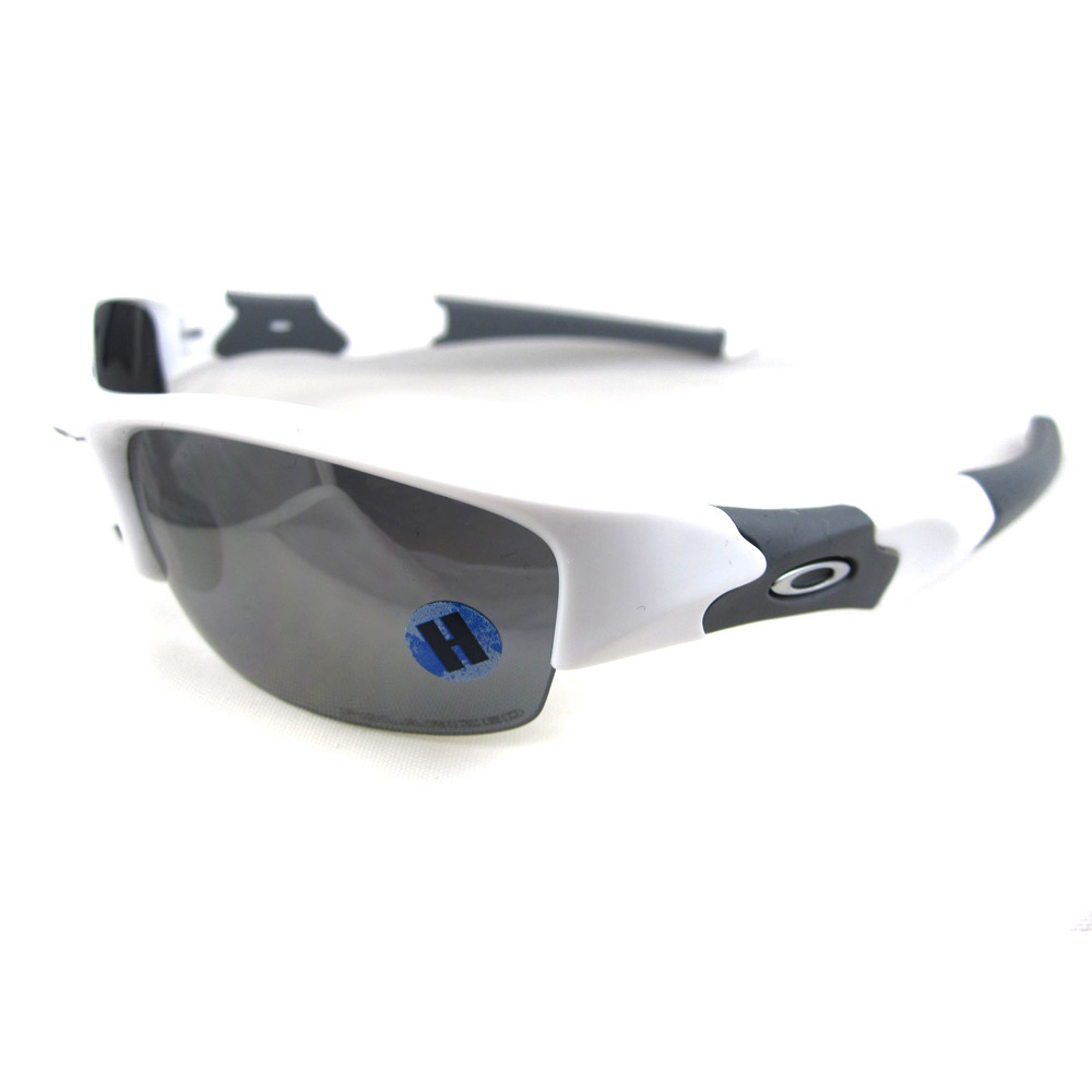 Oak 26 202hh Oakley Sunglasses Flak Jacket 26 202 White Polarized Oakley Flak Jacket Sunglasses