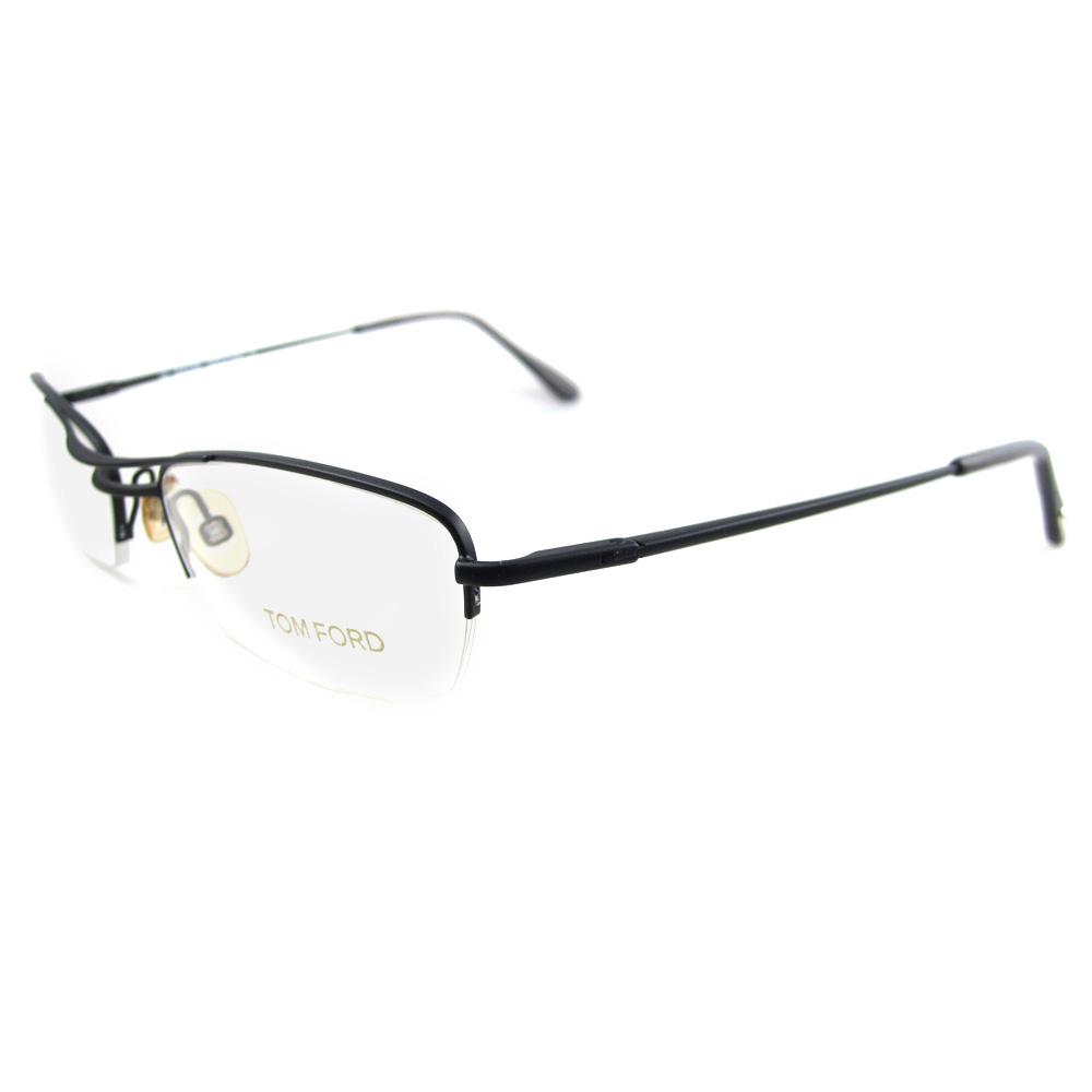 Designer Eyeglass Frames Tom Ford : Tom Ford designer glasses frames 5009 0BR Black eBay