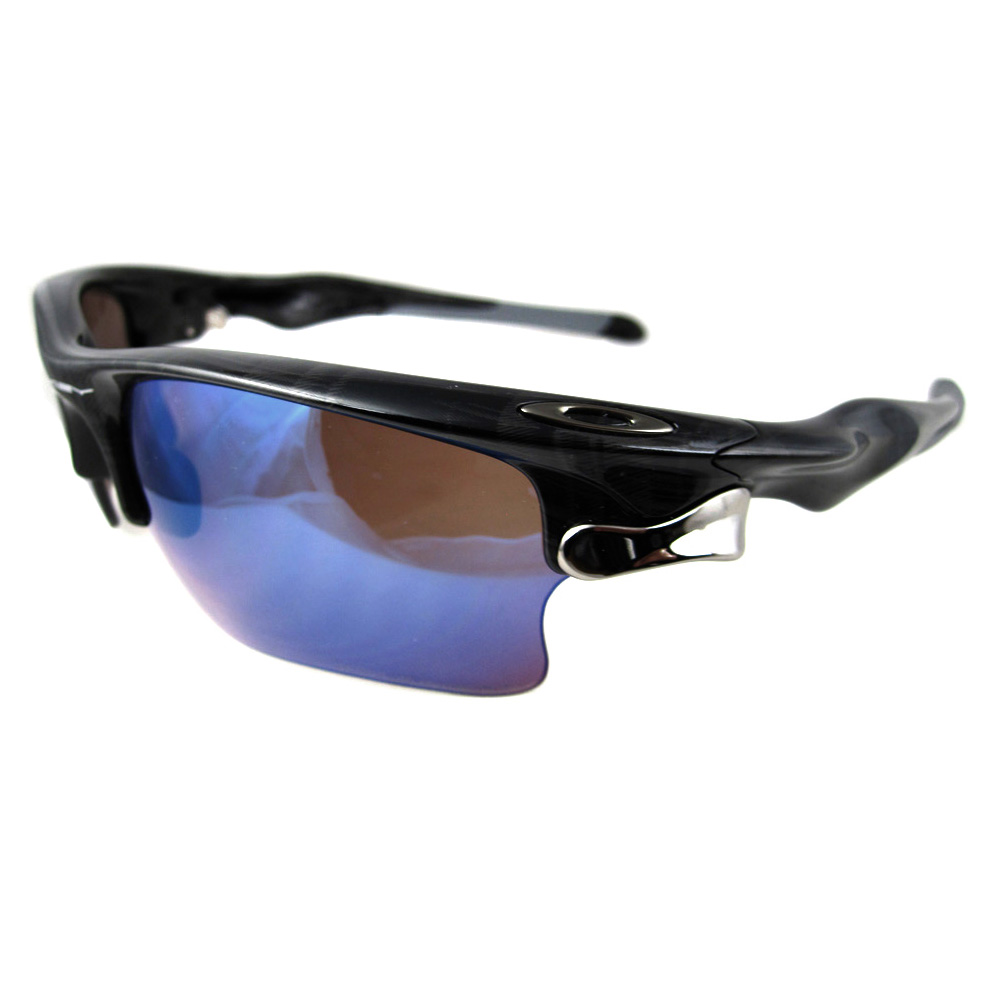 Oakley Sunglasses Fast Jacket Xl Black Plaid G30 Iridium