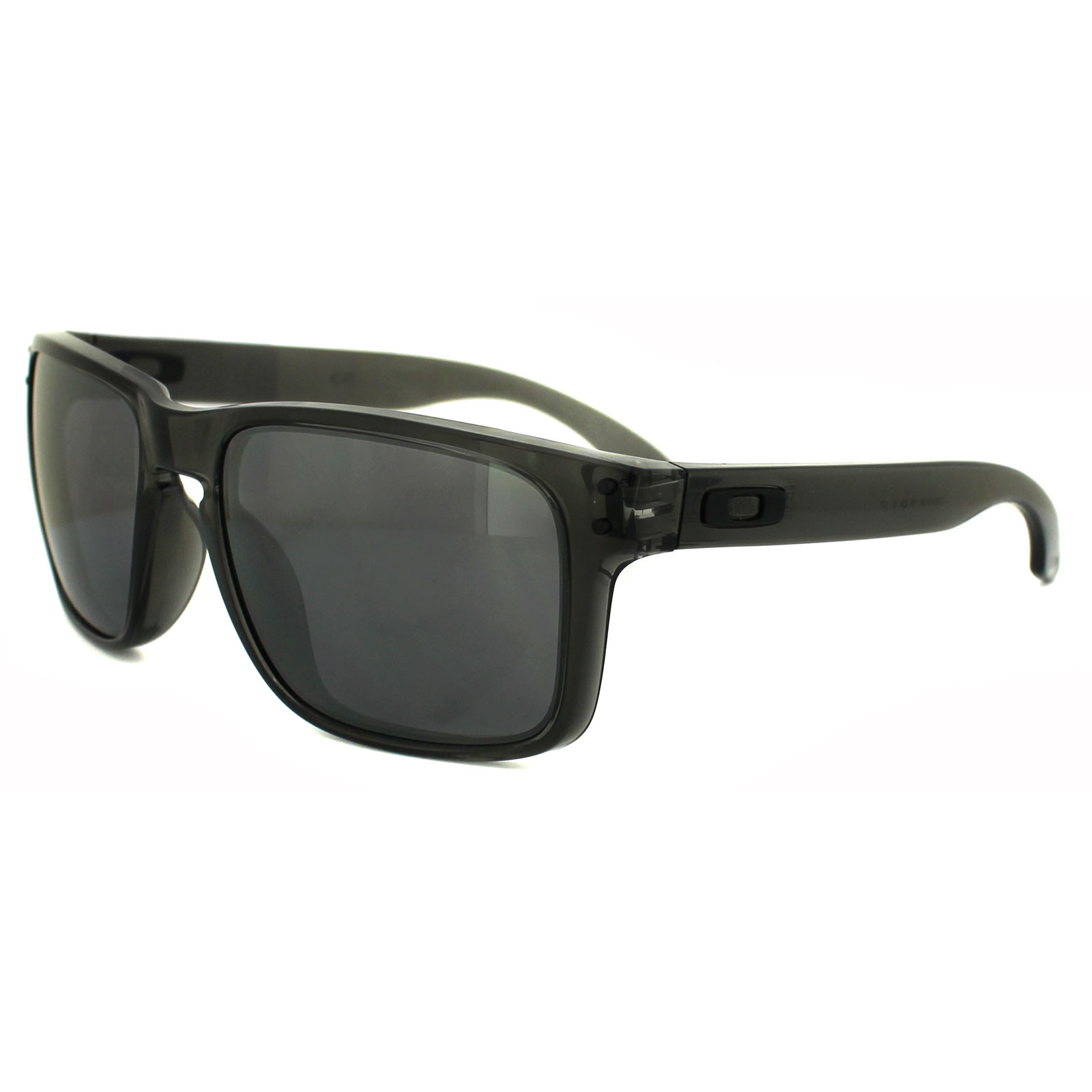 oakley sunglasses oo9102 holbrook ulyg  Sentinel Oakley Sunglasses Holbrook Grey Smoke Black OO9102-24