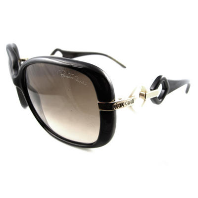 Roberto Cavalli Sunglasses Erica 518 50F Brown Brown Gradient