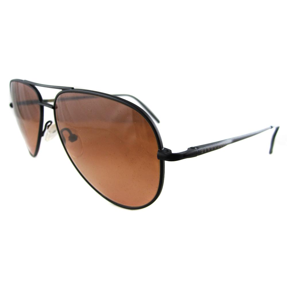 6bb1498bcf82 Serengeti Small Aviator Drivers Gradient Sunglasses