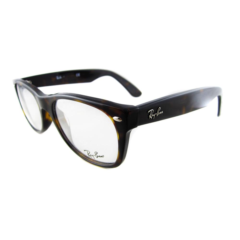 ray ban brillengestell 5184 2012 dark havana 52 mm ebay. Black Bedroom Furniture Sets. Home Design Ideas