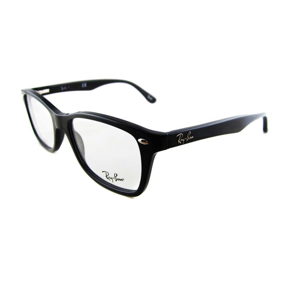 Ray Ban Big Frame Glasses : Ray-Ban Glasses Frames 5228 2000 Black 53mm eBay