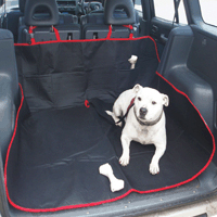 Car Interior Boot Liner For Pets