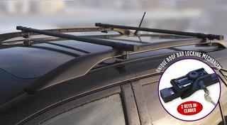 Nissan X-Trail Roof Bars