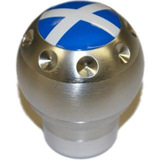 Type-S Scotland Flag Car Gear Shift Knob