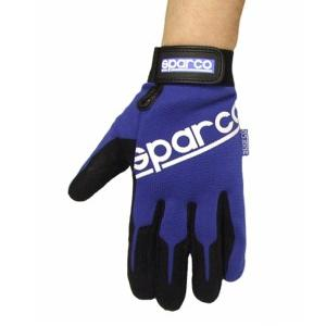 Sparco Meca-2 Race Car Driving Gloves Small (8)