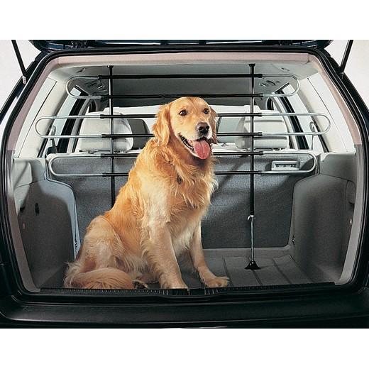 deluxe large high pet dog guard barrier grill for car 4x4 van estate mpv boot ebay. Black Bedroom Furniture Sets. Home Design Ideas