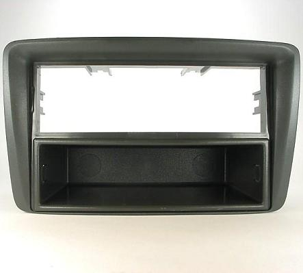fiat panda car stereo cd radio fascia facia plate panel ebay. Black Bedroom Furniture Sets. Home Design Ideas