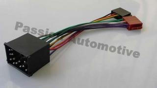 Autoleads PC2-05-4 BMW ISO Stereo Adaptor Lead