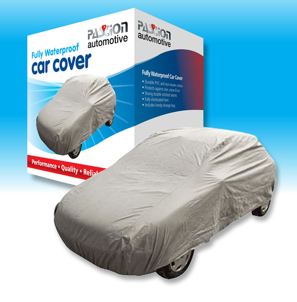 MGF/MG TF WATERPROOF & BREATHABLE FULL WINTER CAR COVER Enlarged Preview